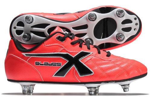 Legend Flash 6 Stud SG Kids Rugby Boots
