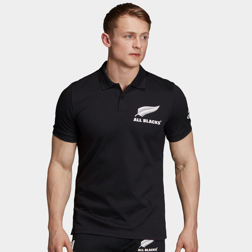 New Zealand All Blacks 2019 Cotton Supporters Polo Shirt