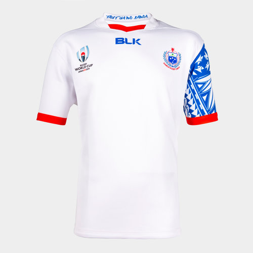 Samoa RWC 2019 Alternate S/S Replica Rugby Shirt