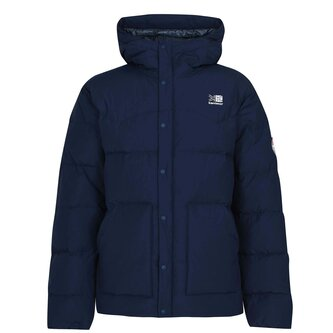 Mens Eday Down Parka Jacket