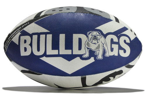Canterbury Bulldogs NRL Supporters Rugby Ball
