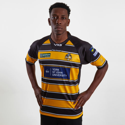 York City Knights 2019 Home Replica Rugby League Shirt
