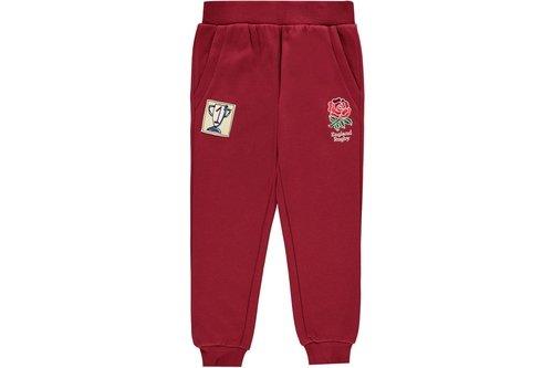 Fleece Jogging Pants Junior Boys