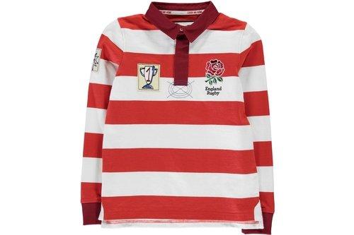 Bold Stripe Jersey Junior Boys