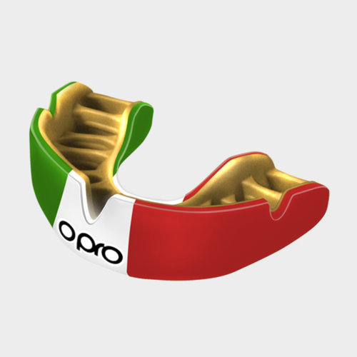 Opro Power-Fit Italy Mouth Guard