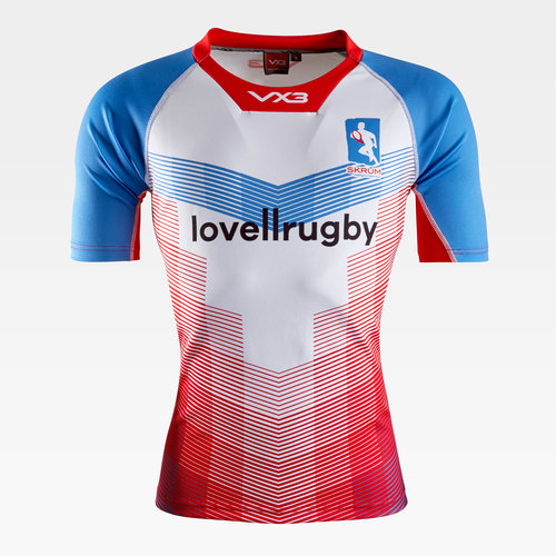 SKRUM 2019 Home S/S Rugby Shirt Adults