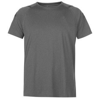 Icon Short Sleeve T-Shirt Grey