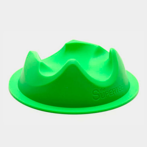 Carter Super Kicking Tee Green