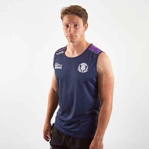 Help for Heroes Scotland 2019/20 Rugby Vest