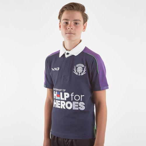 Help for Heroes Scotland 2019/20 Kids Shirt