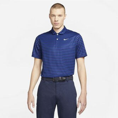 Essential Stripe Polo Shirt Mens