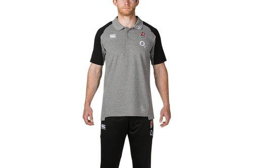 England Pique Polo Shirt Mens