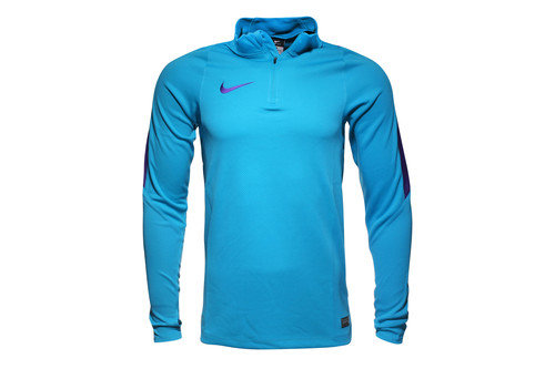 Drill 1/4 Zip L/S Midlayer Top