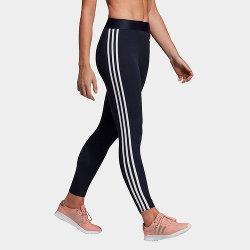 Essentials 3 Stripes Leggings Ladies