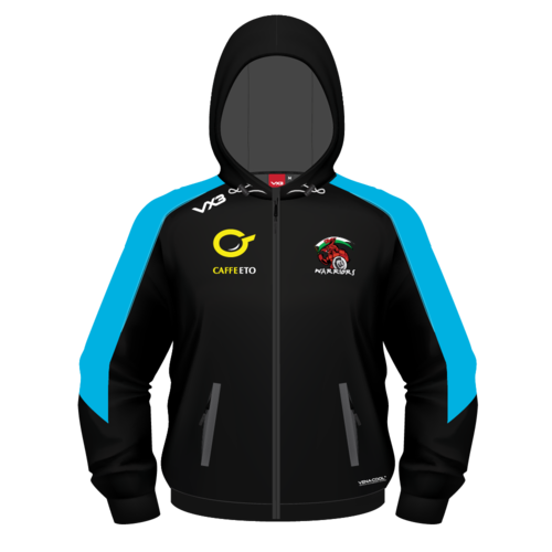 Carmarthen Warriors 2019 Full Zip Hooded Sweat