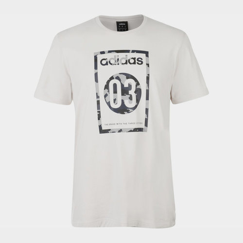 03 Camo T Shirt Mens