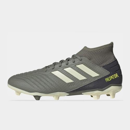 Predator 19.3 Firm Ground Football Boots