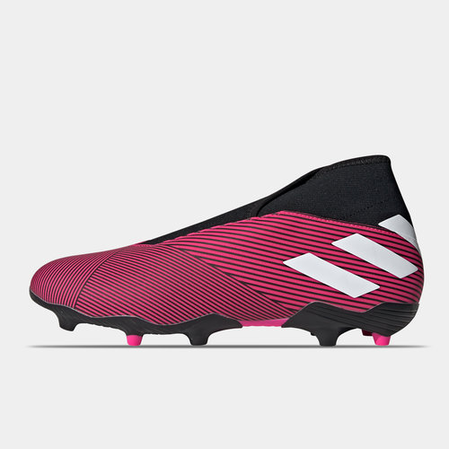 Nemeziz 19.3 Laceless FG Football Boots