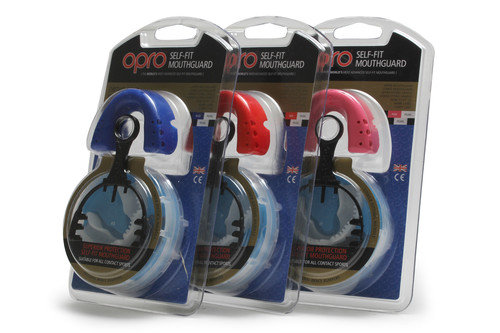 Opro Ortho Gold Braces Adult Mouth Guard
