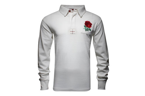 England Kids Vintage Rugby Shirt