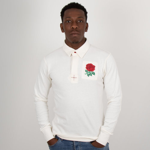 England Vintage Rugby Shirt