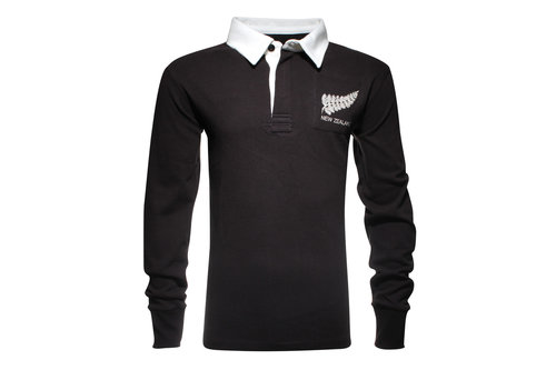 New Zealand All Blacks Vintage Rugby Shirt