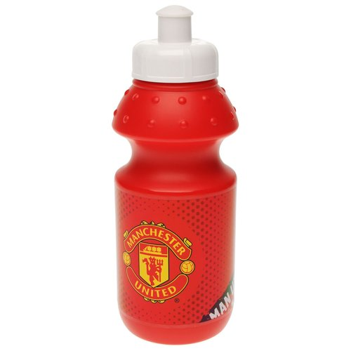 Manchester United Football Water Bottle