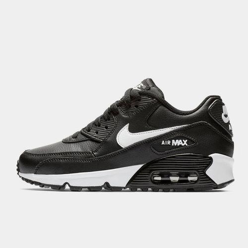 nouveau produit 8ad60 6411b Nike Air Max 90 Junior Trainers, £70.00