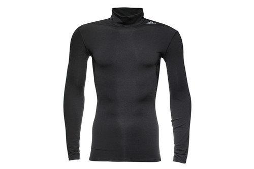 Techfit Climawarm Mock L/S Compression T-Shirt