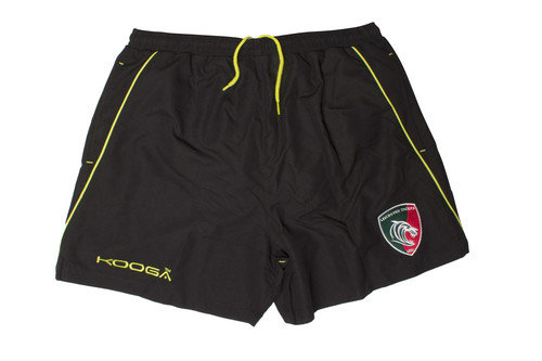 Leicester Tigers 2016/17 Players Gym Rugby Shorts