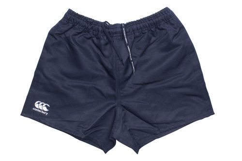 Professional Poly Twill Rugby Shorts