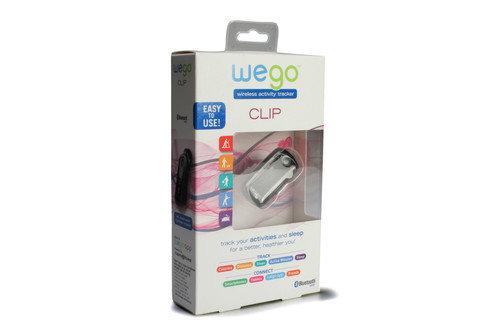 WeGo Bluetooth Activity Clip