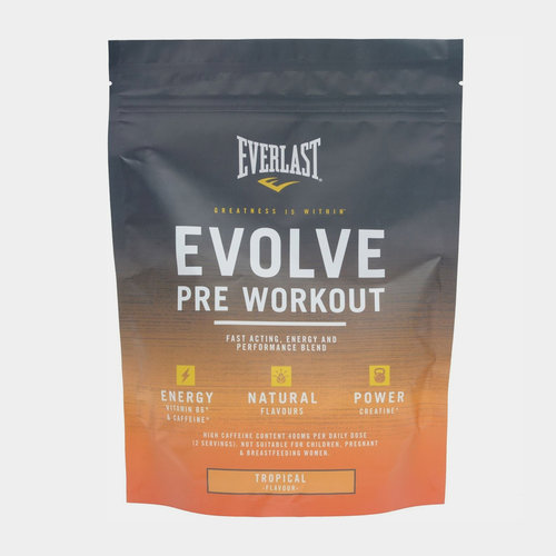 Evolve Pre Workout Powder