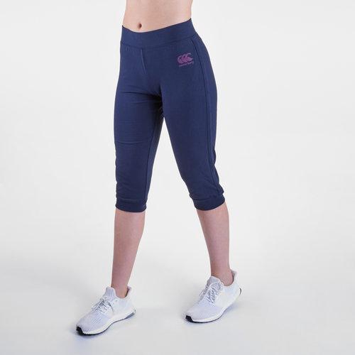 CCC Ladies Loose 3/4 Capri Pants
