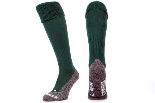 Uni Match Sock - Forest Green
