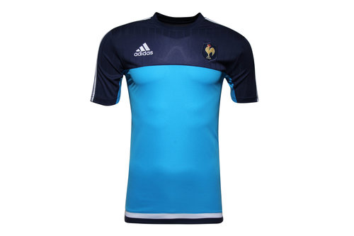 France 2016 Players Performance Rugby T-Shirt