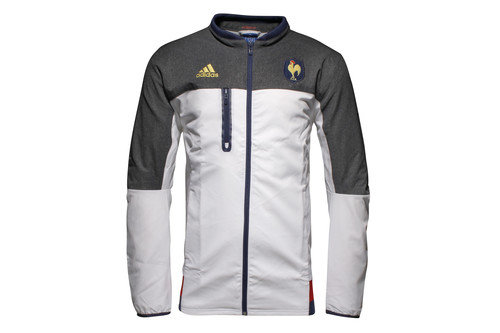 France 2016 Players Rugby Anthem Jacket