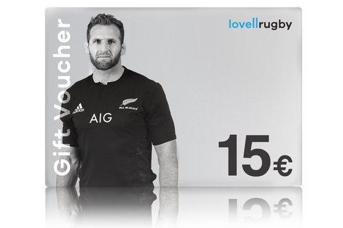 Lovell Rugby 15€ Virtual Gift Voucher