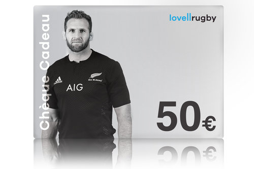 Lovell Rugby 50€ Virtual Gift Voucher