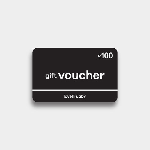 Lovell Rugby £100 Virtual Gift Voucher