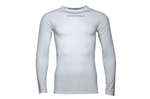 Elite Power Shirt Kids L/S Compression Top