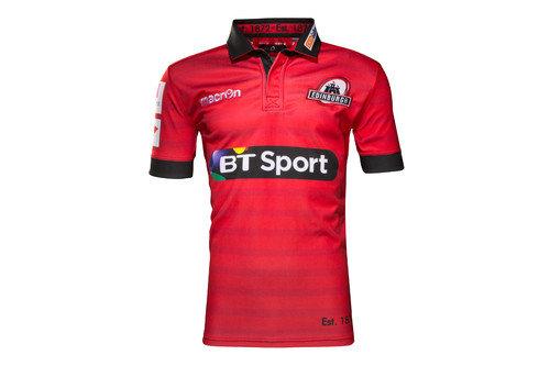 Edinburgh 2016/17 Alternate S/S Replica Rugby Shirt