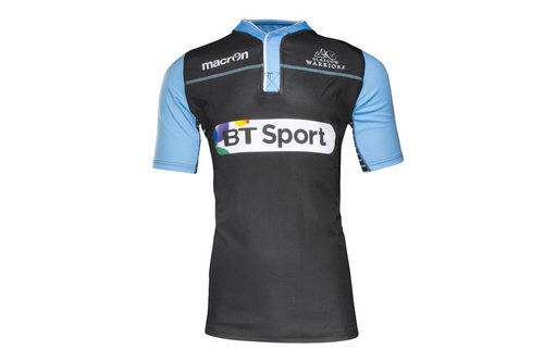 Glasgow Warriors 2016/17 S/S Warm Up Rugby Training Shirt