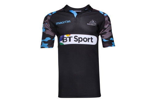 Glasgow Warriors 2016/17 Kids S/S Rugby Training Shirt
