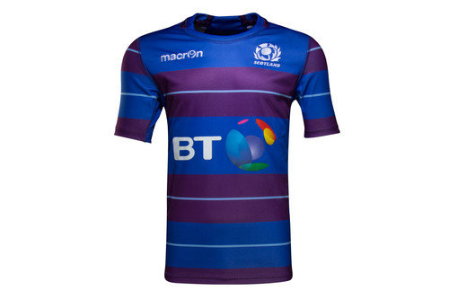 Scotland 2016/17 S/S Rugby Training Shirt