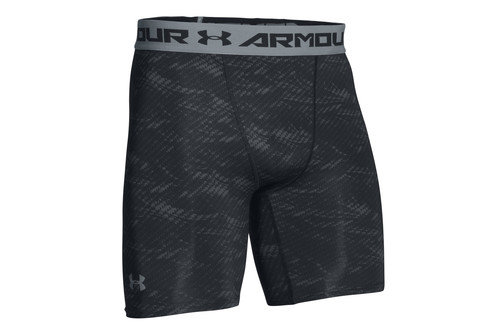HeatGear Printed Compression Shorts