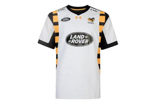 Wasps 2016/17 Alternate S/S Replica Rugby Shirt