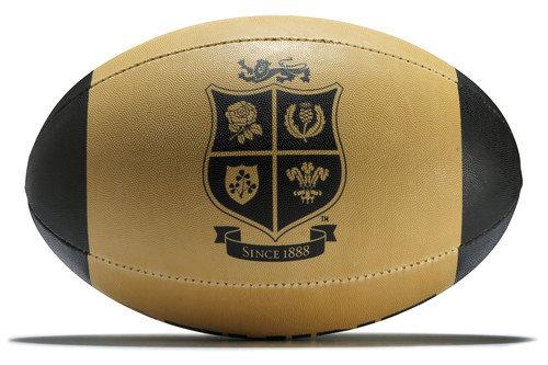 British & Irish Lions 2017 Limited Edition Retro Rugby Ball
