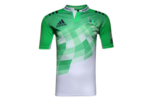 Highlanders 2016/17 Alternate Super Rugby S/S Rugby Shirt