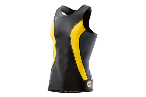 SKINS DNAmic Sleeveless Compression Top